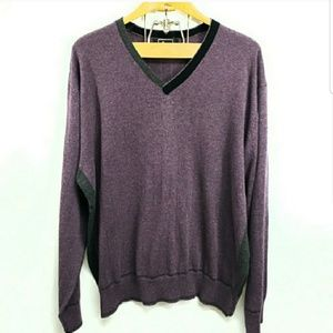 Jon Randall Collection V-Neck Sweater XXL